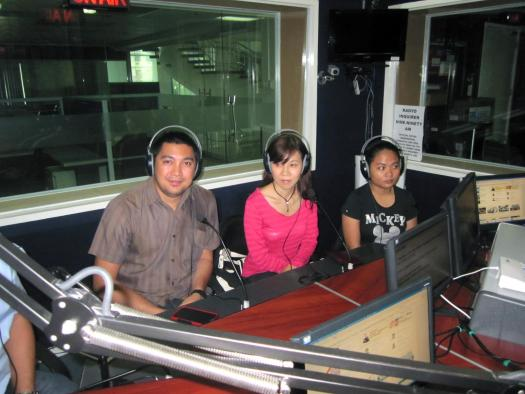 Photo by Vigattin Radio Program