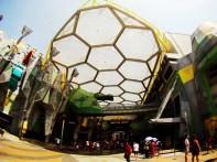 Universal Studio Singapore SciFi