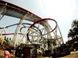 Universal Studio Singapore Roller Coaster 2