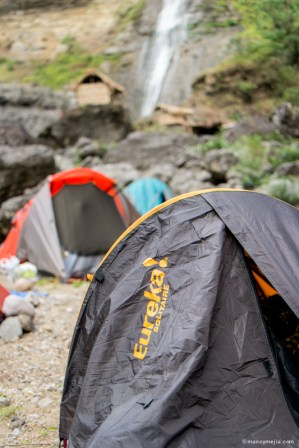Eureka Solitaire Solo Tent