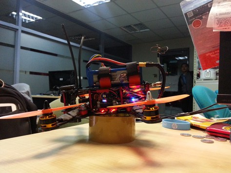 ZMR250 FPV Quadcopter