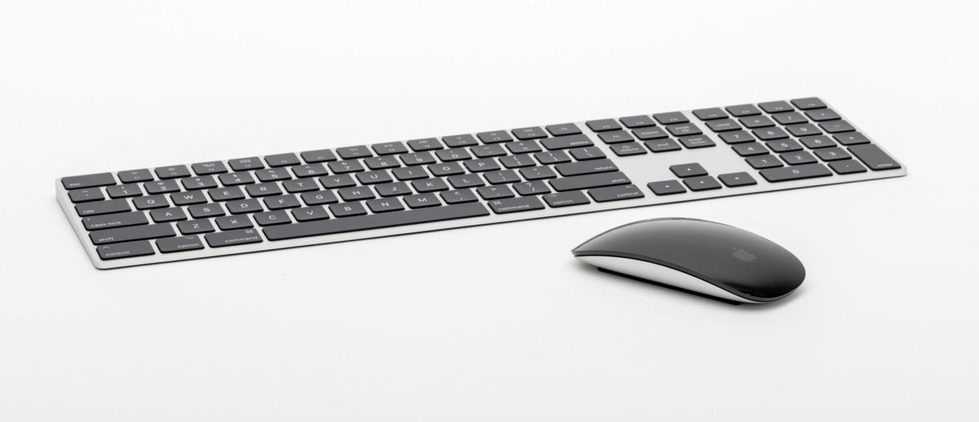 2019 Mac Pro – Keyboard and Mouse