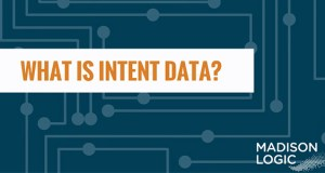 What is Intent Data