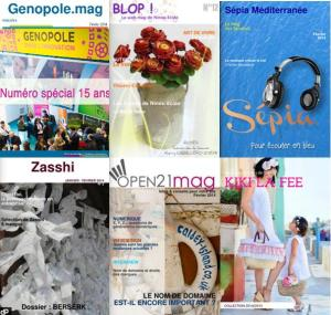 Photo Newsletter meilleurs magazines Madmagz de février 2014