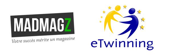 Partenariat entre eTwinning et Madmagz pour renforcer la collaboration entre les établissements européens