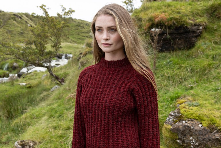 Not just a jumper! Handknits….
