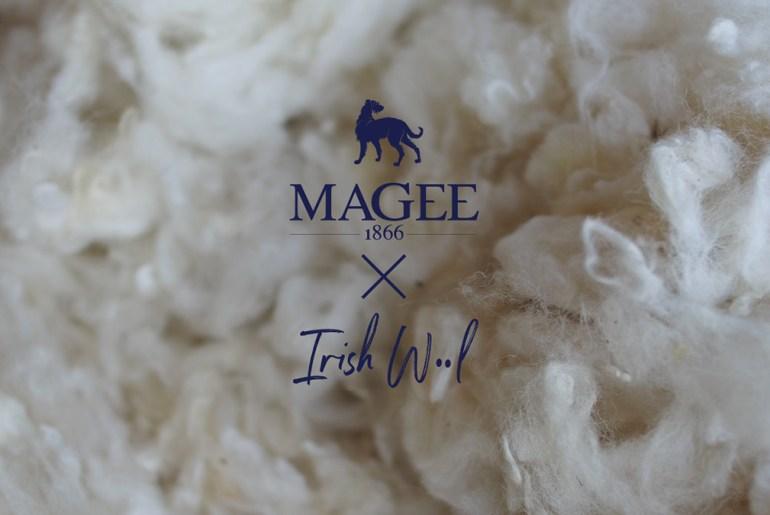 Introducing Magee 1866 X Irish Wool