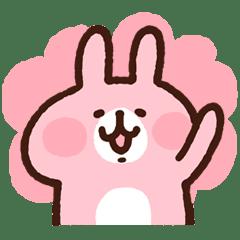 粉紅兔兔Usagi