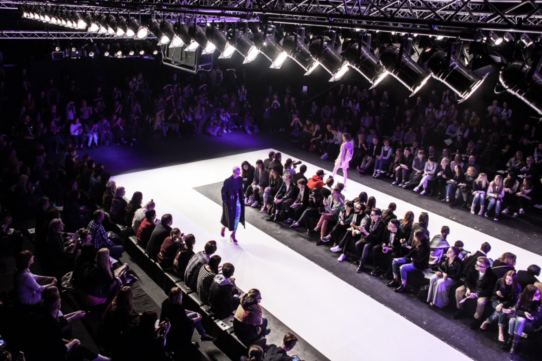 fashion show planning