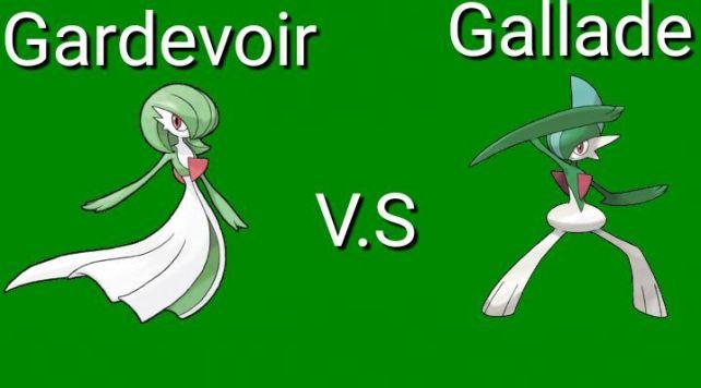 Image result for gallade gardevoir