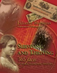 Surviving and Thriving book cover