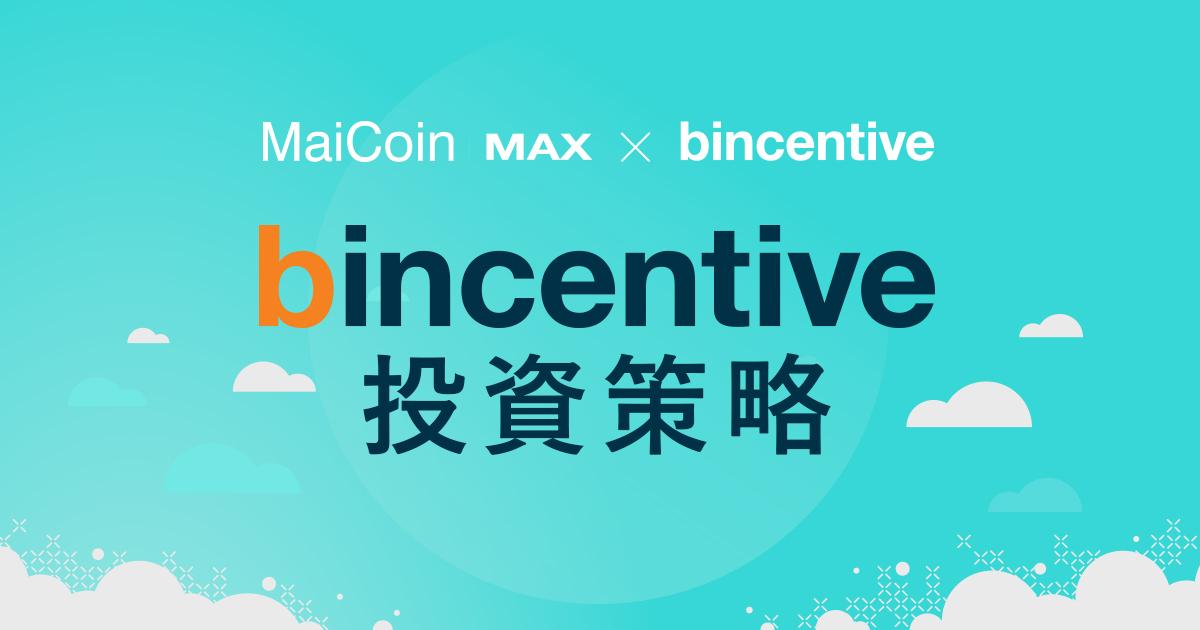 Bincentive投資策略