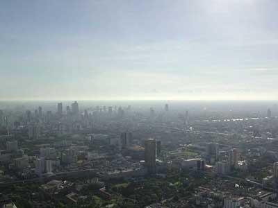 バイヨークからの眺め (バンコク)