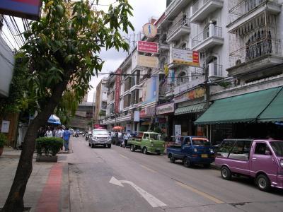 バンコクで証明写真