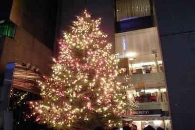 銀座 ~2010年12月~