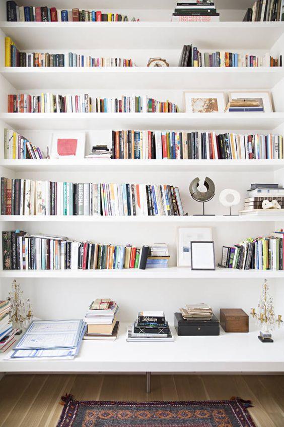 7 conseils pour aménager une bibliothèque murale
