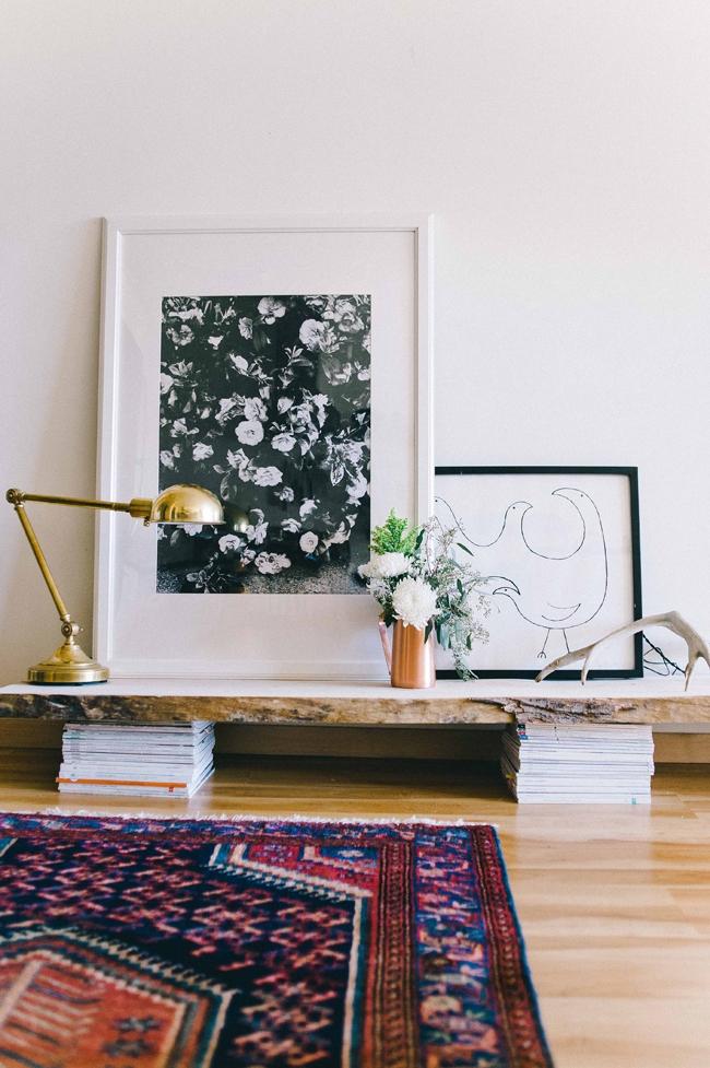 Décorer son salon avec des tableaux