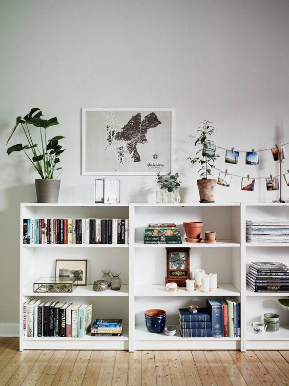 Conseils pour décorer joliment sa bibliothèque