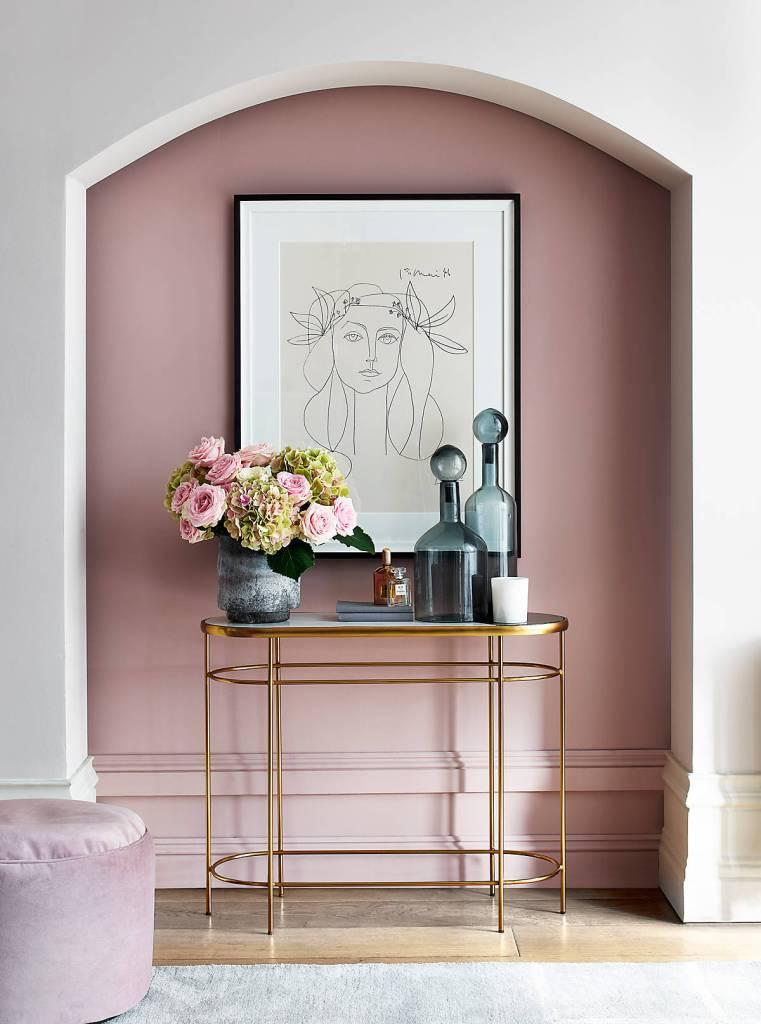 Inspiration déco pour peindre ses murs en rose