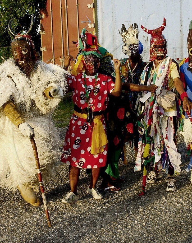 Christmas in Jamaica - A rare sight at Christmas time Photo credit: Digijamaica.com