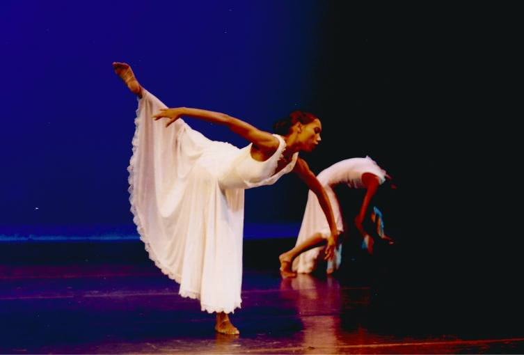 Jamaica in April - Easter Sunrise Concert by the National Theater Dance Company