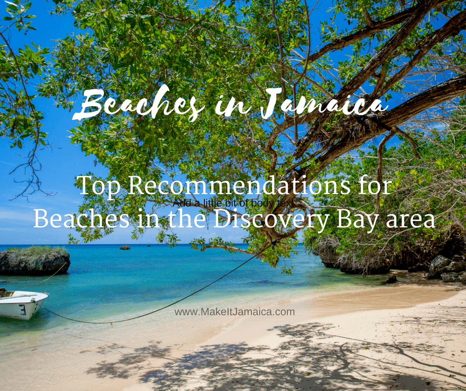 Beaches in Jamaica: Top Recommendations for Beaches near Discovery Bay, Jamaica