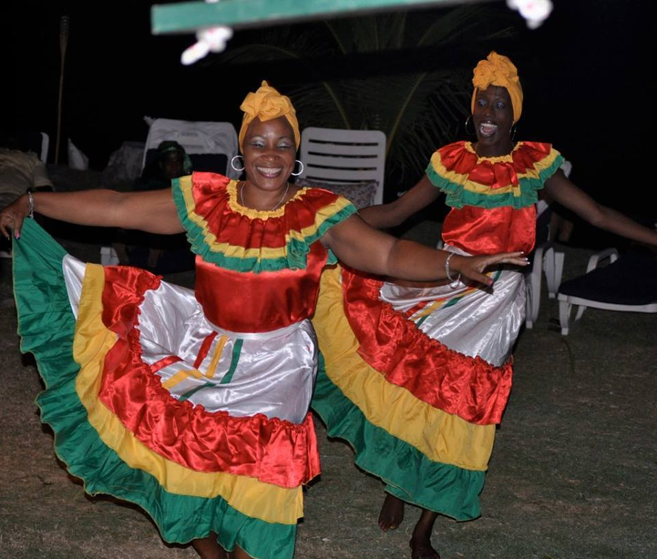 Wedding in Jamaica Cost: Jamaica Cultural Show - Photo courtesy of Thelma Gray Wedding Planner