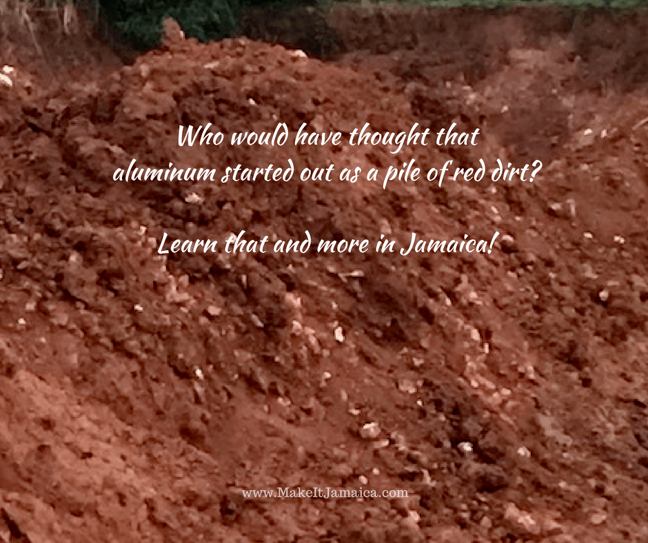Things to see in Jamaica - Bauxite