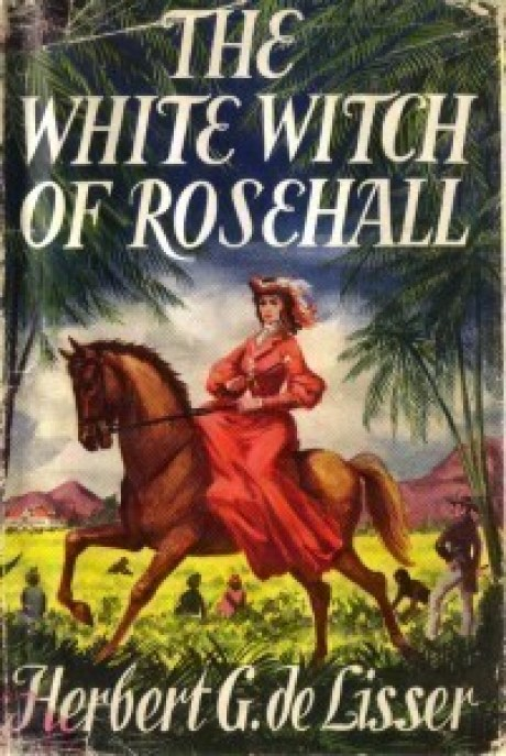 White Witch of Rosehall Book Cover
