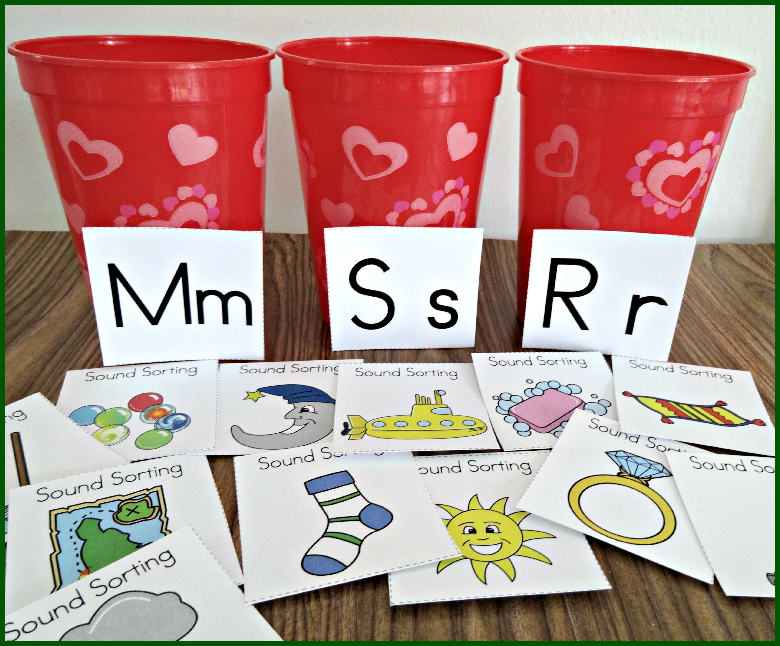 Phonemic Awareness Intervention Kit And Activity Pack