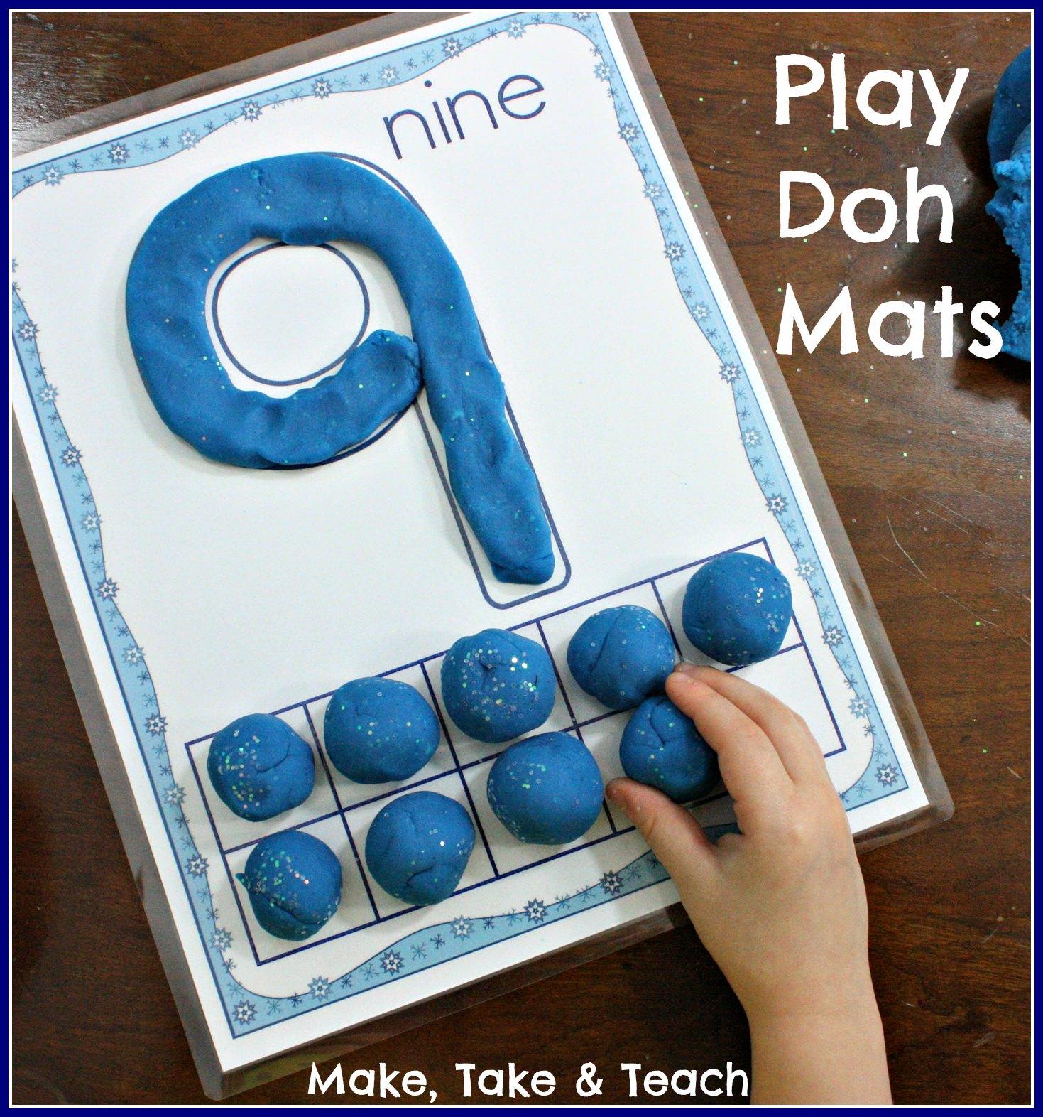 Diy Play Doh Recipe