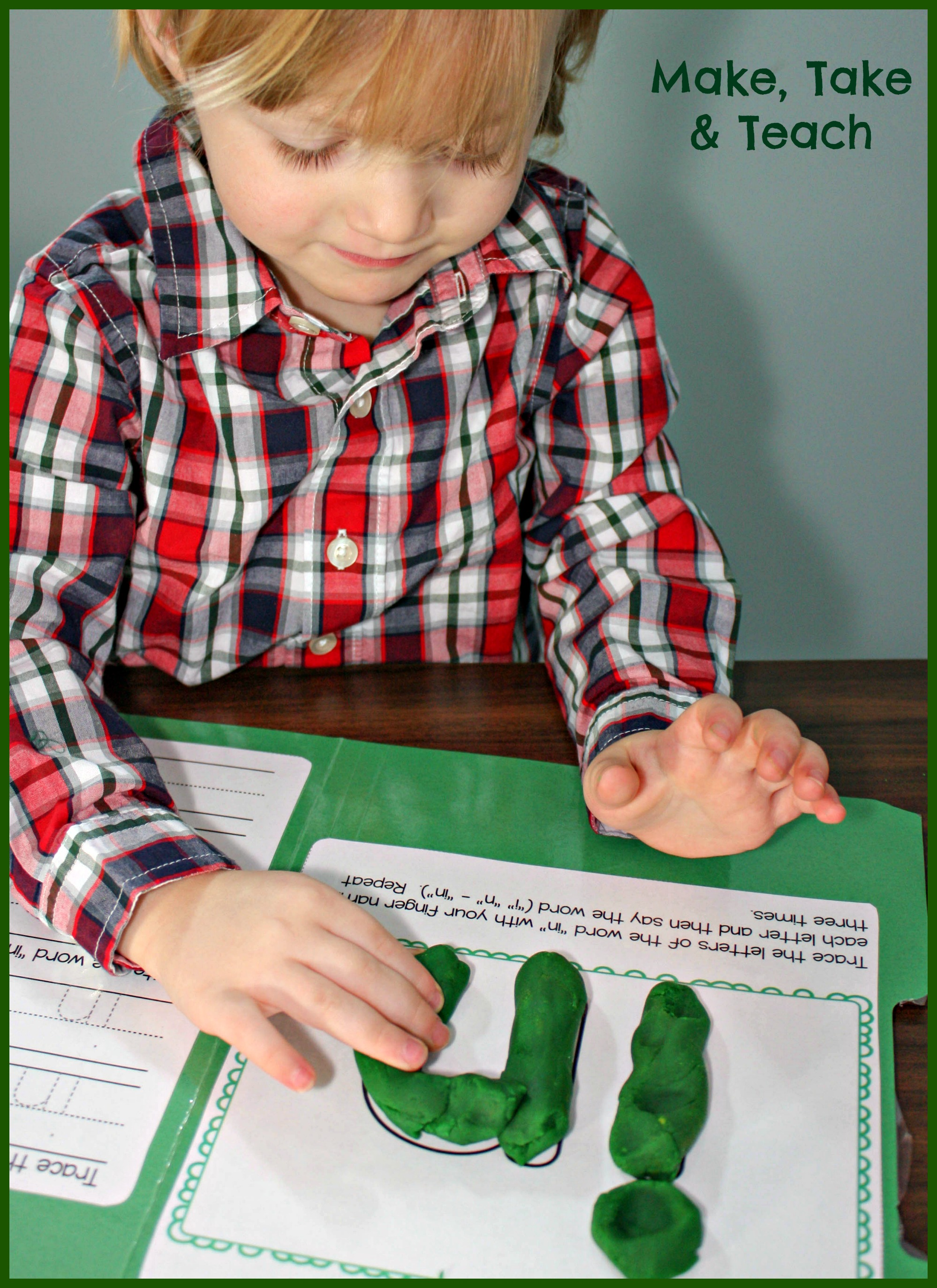 File Folder Activities For Sight Words