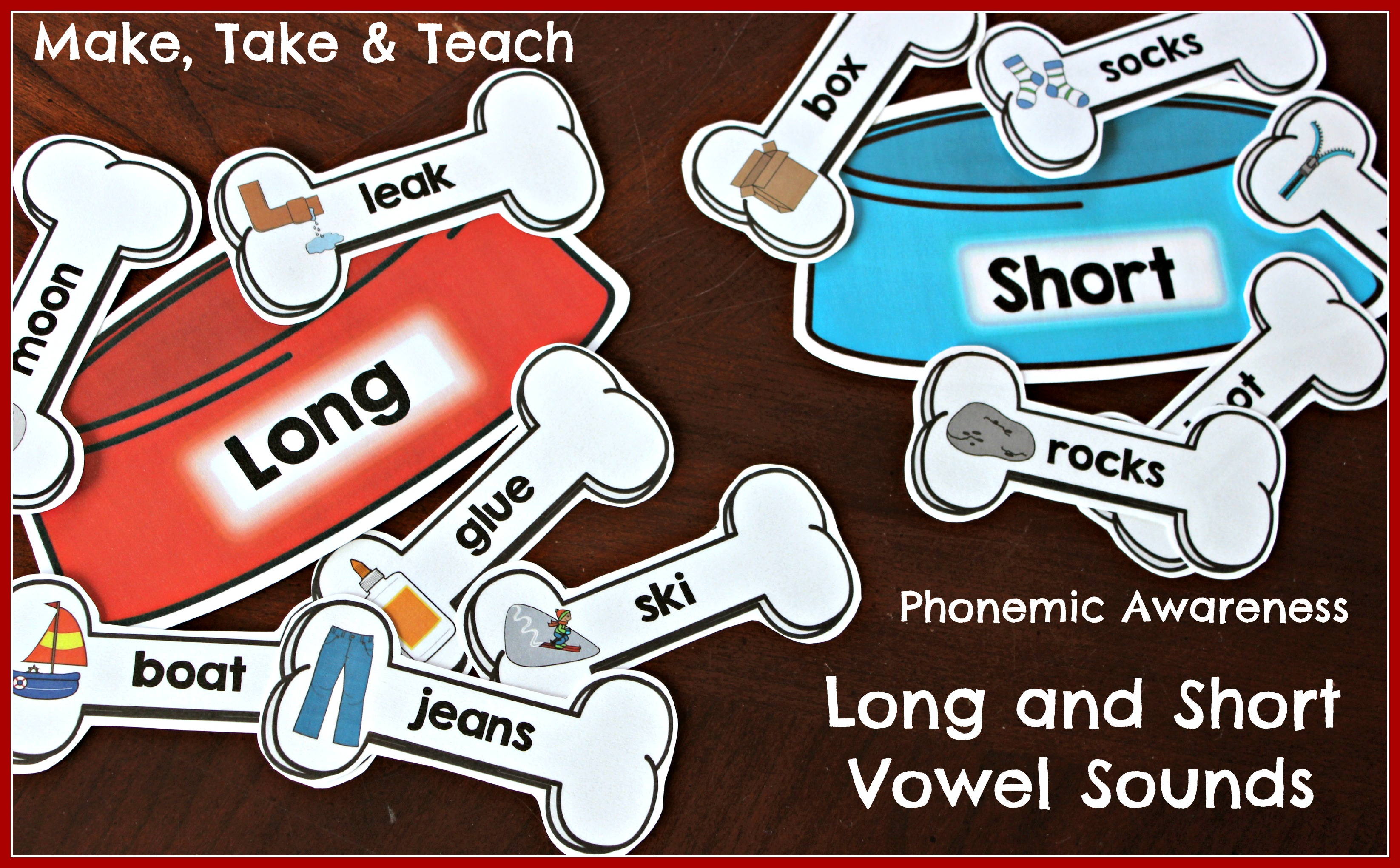 Teaching Long And Short Vowel Sounds