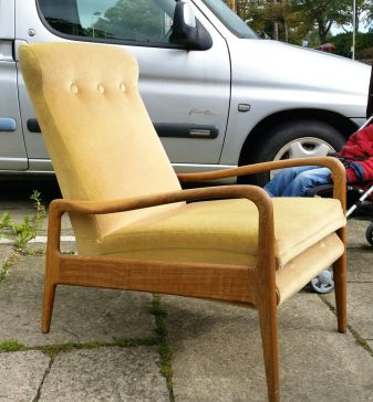 Greaves & Thomas mid century armchair