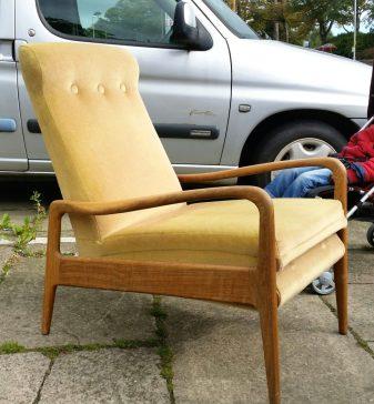 Greaves & Thomas mid century armchair