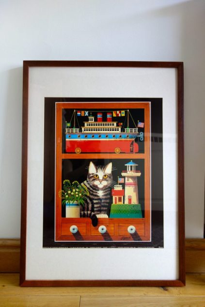 Original 1980's Poster - £2