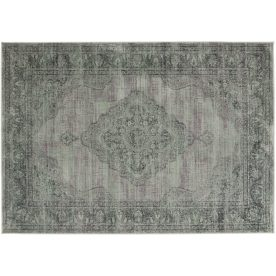 Pitu Grey Area Rug by Safavieh