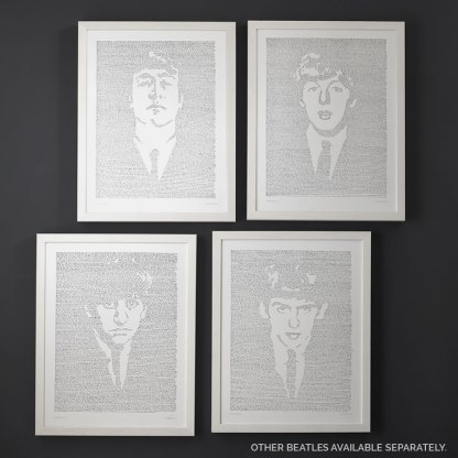 BEATLES-all4-artprints