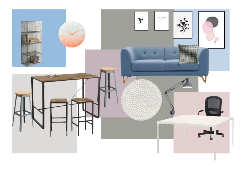 How To Create An Interiors Mood Board With No Fancy Apps