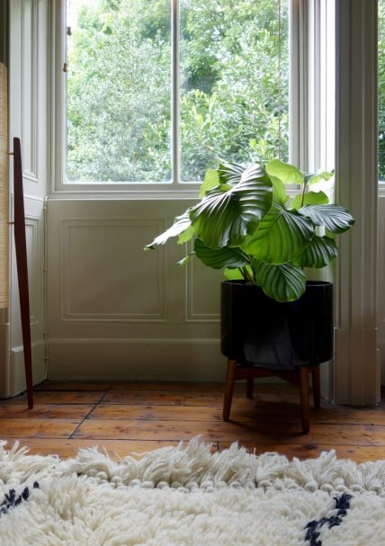 Mid Century Style Planter