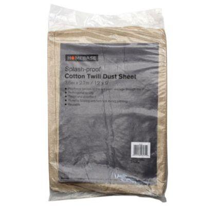 Large dustsheet