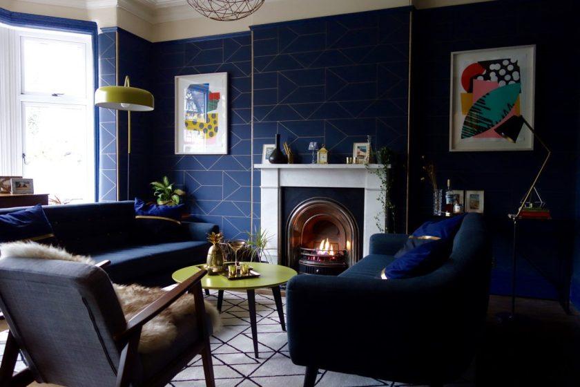 Artwork in interiors
