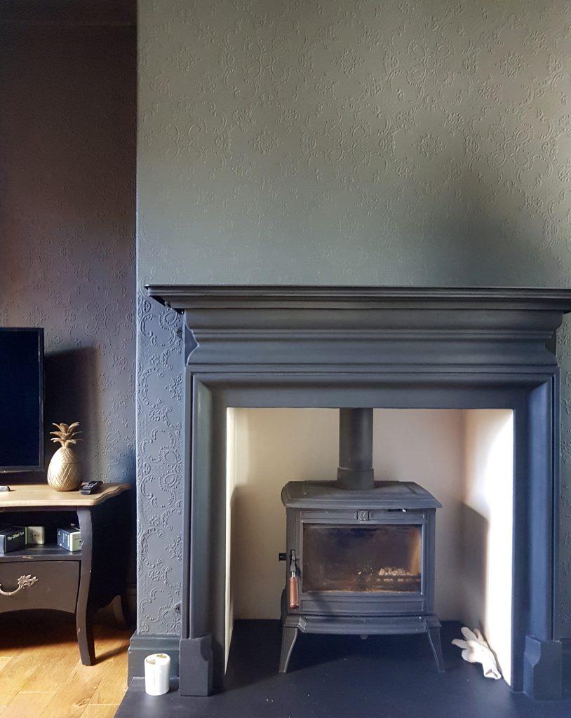 Franco Belge Monaco stove