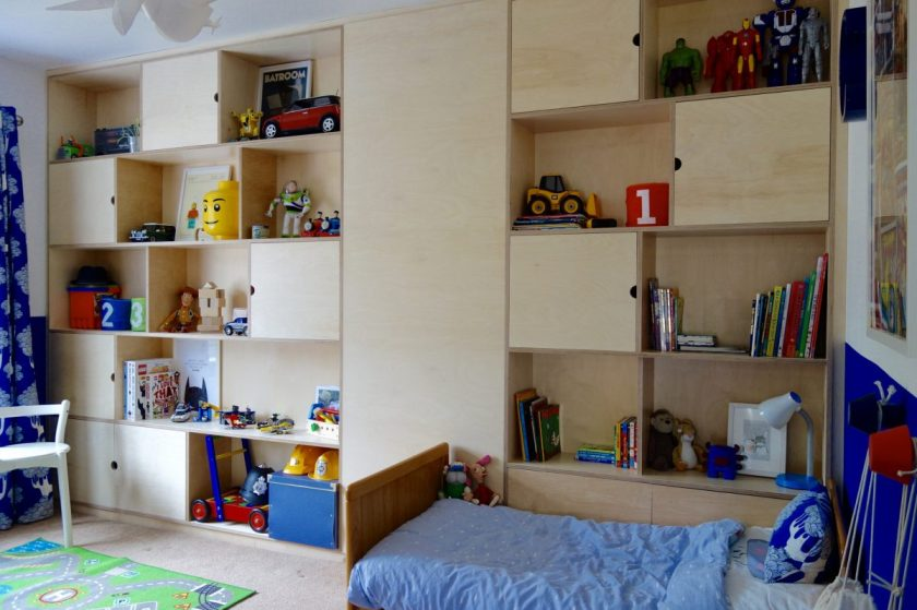 Kid's Bedroom Design by Making Spaces