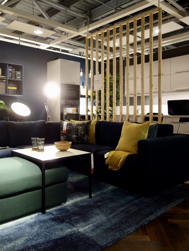 ikea room set i absolutely love this idea of having a coffee table that slides over a upholstered footstool very clever ikea really are the dons when it - Ikea Living Room Sets