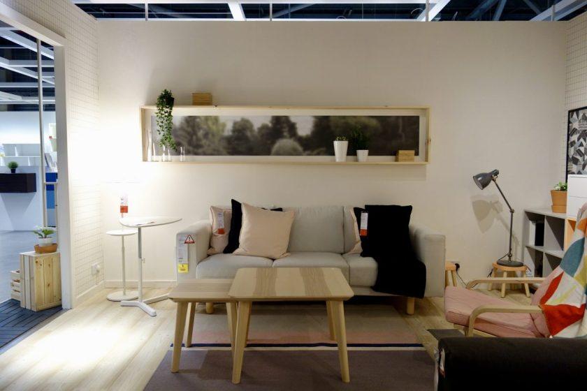 Ikea Scandi Room Set
