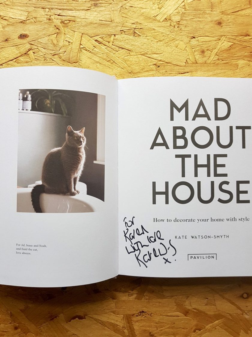 Mad About the House Book