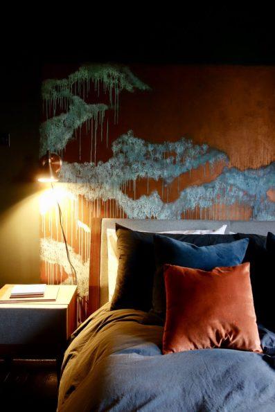 Nordlux Float Copper Wall light