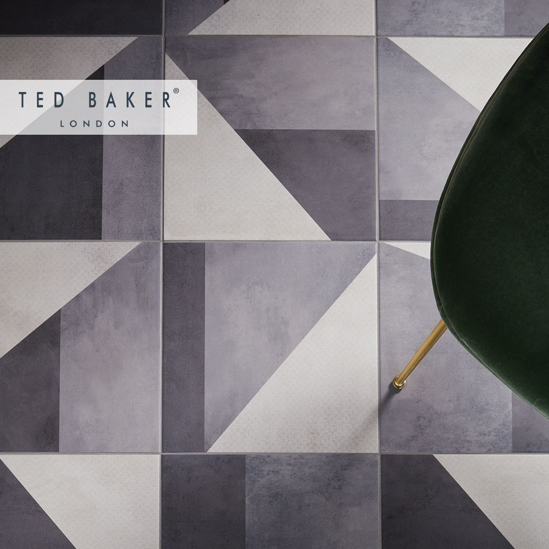 Ted Baker & British Ceramic Tile - New Designs Definitely Worth a Look