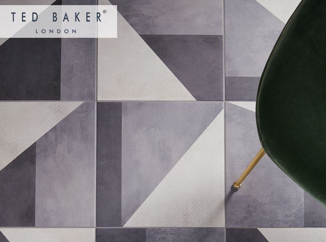 Ted Baker Stepped Tile